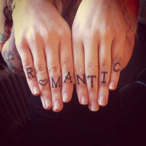Romantic Body Art Ideas