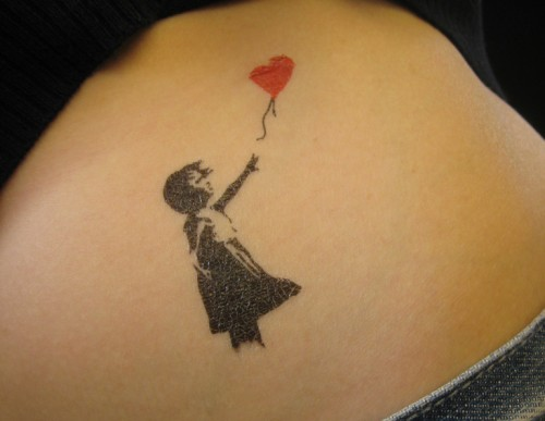 Banksy Tattoos