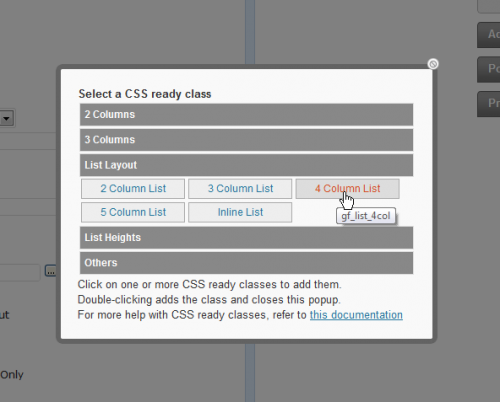 Gravity Forms CSS Ready Class Selector