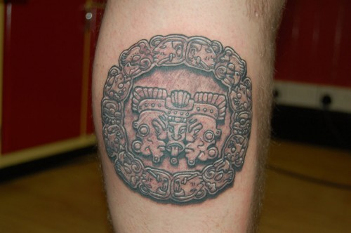 Amazing Aztec Tattoo Ideas