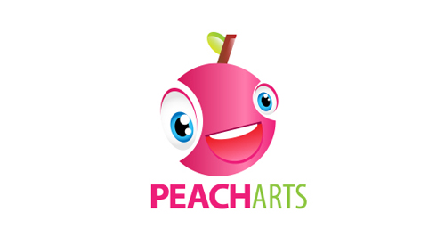 Peach Art Fashion Apparel