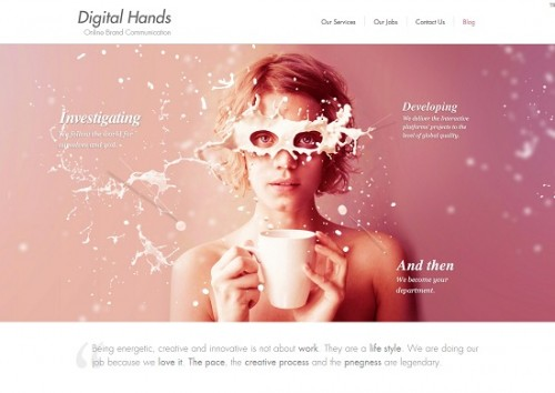 Digital Hands