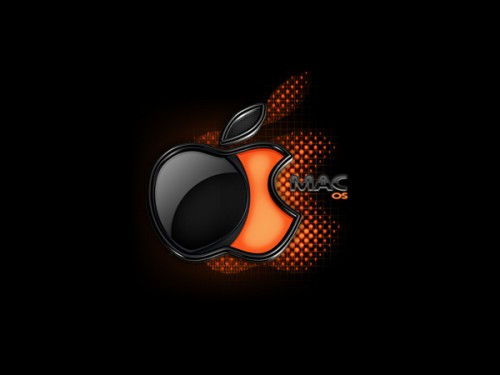 Mac Logos Black Background