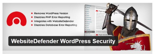WebsiteDefender WordPress Security