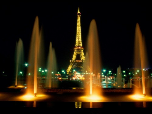 Cool Eiffel Tower Background