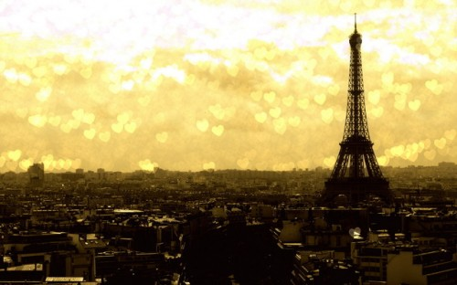 Eiffel, Tower, Scenery