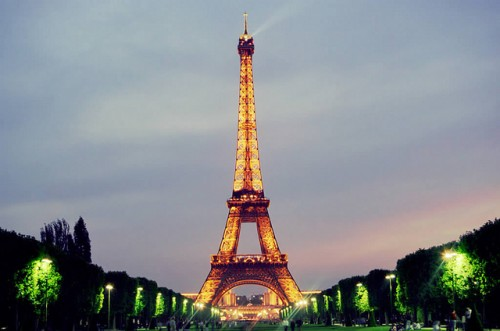 France Eiffel Tower Wallpaper