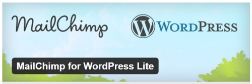 MailChimp for WordPress Lite