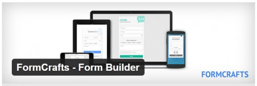 FormCrafts - Form Builder