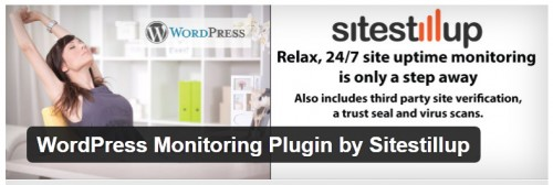 WordPress Monitoring Plugin by Sitestillup