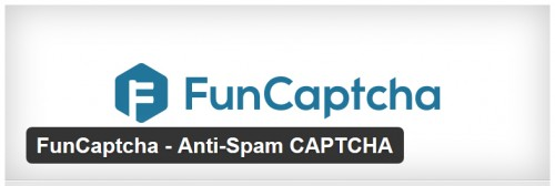 FunCaptcha - Anti-Spam CAPTCHA