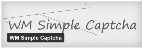 WM Simple Captcha