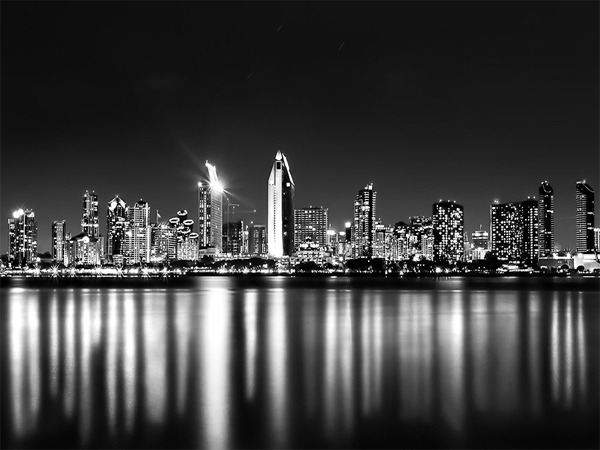 City of Black and White